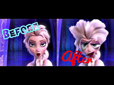 YTP Frozen- Before and After