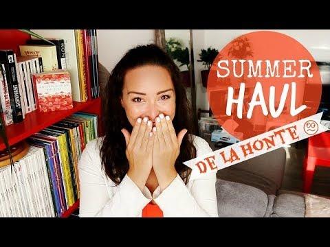 Summer Haul de la honte : Naf Naf, Promod, Galeries Lafayette, Primark...