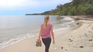 Cahuita Nationalpark, Puerto Viejo und 300 Erdbeben pro Tag in Costa Rica | VLOG #278