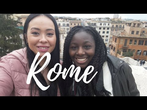 72 Hours In Rome Vlog, Trevi Fountain, Colosseum, Vatican City & Piazza Navona