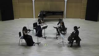 "Mozart ""Dissonance"" String Quartet - 1st mov"