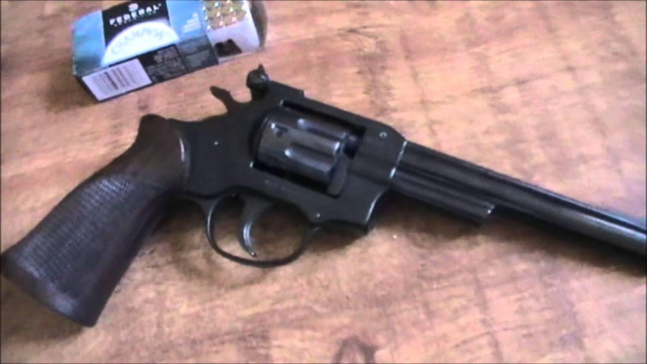 Arminius HW 7 T Revolver