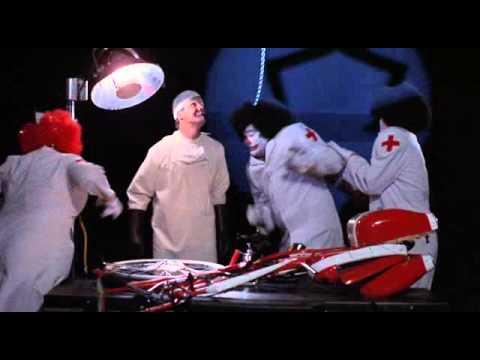 Pee-Wee's Evil Bicycle Clown Dream