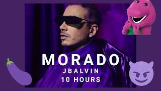 J Balvin - Morado [10 HORAS]