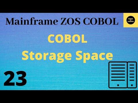 Mainframe COBOL Tutorial Part 13
