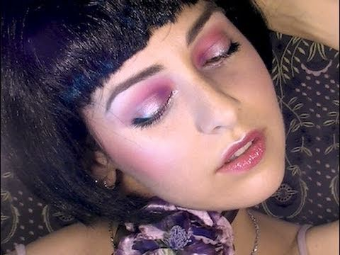 Valentines Day Pretty Pink Makeup Tutorial Romantic ...