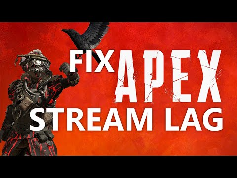 How to Fix Stream Lag in Apex Legends - OBS Rendering