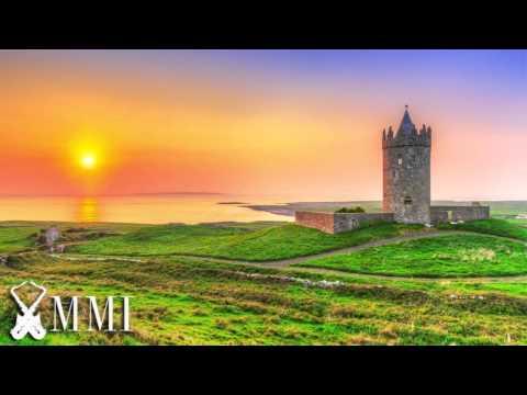 Musica celta irlandesa relajante instrumental, violin, guitarra y flauta alegre
