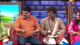 Team Lost And Found On the Sets Of Chala hawa Yeu Dya Part 05