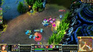 Summoners Rift Caitlyn 7-3-1 Browni Buffthingy Shadowsneaker BAD GAME BOooo Commentary