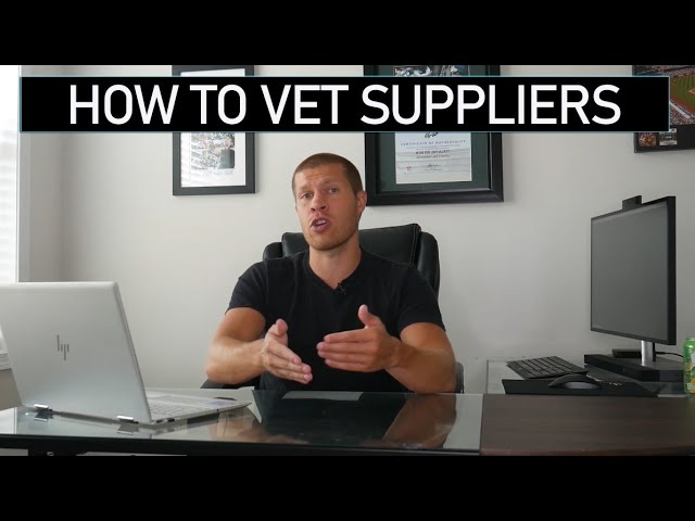 How to Make Sure the Wholesale Suppliers You Order from are Legit