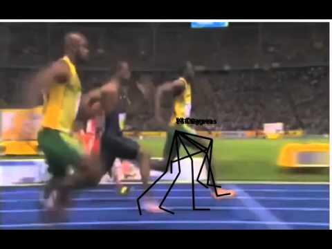 sprint mechanics