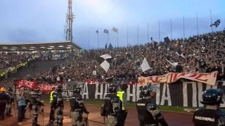 Partizan - zvezda 146 derbi ( O pusi zvezdo k**ac moj )