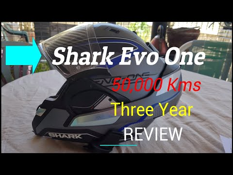 Shark Evo one , 3 years and 50,000 km Review