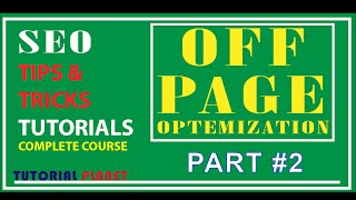 OFF Page Optemization-part #02-Black Hat SEO paid links worth seo tutoorials 2016
