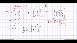 Linear Algebra 71, Matrix Trace, Matrix Identity, Kronecker Delta