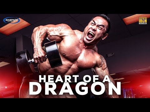 Hidetada Yamagishi: Heart Of A Dragon | Bodybuilding Documentary