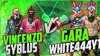 Vincenzo,Syblus Vs White444yt,Gara     Best of Pro Player    Who Will Win?