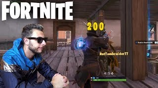 FUMAGALLI SU FORTNITE EPISODIO 72
