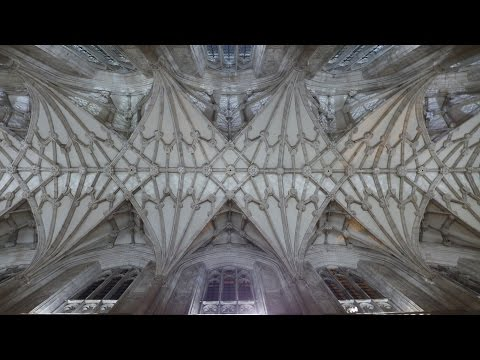 Winchester city walk 2014 HD. England.