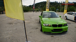 Bmw e46 modified stance | pacg 2016