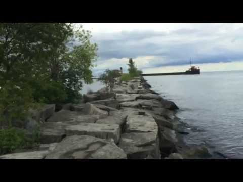 Port Credit Harbour Mississauga Ontario Canada