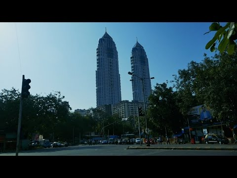 Mumbai Central,Tardeo HD Video.Imperial Towers, Mukesh Ambani's Antilia,sardar pav bhaji
