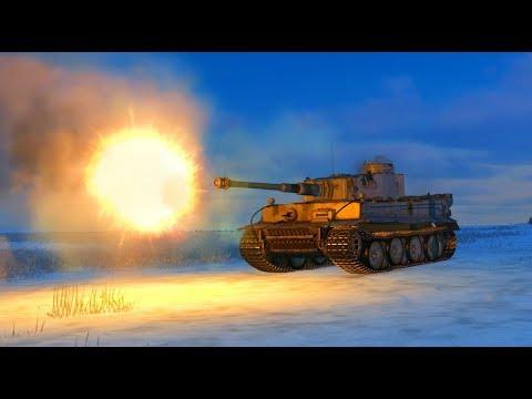 Repeat IL-2 Sturmovik: Tiger Tank Battle | Panzer Marsch! by