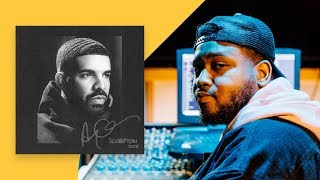"Producing Drake's ""Mob Ties"" with GRAMMY winner Boi-1da 