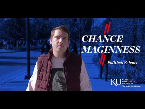 Chance Maginness' story: passion plus experience equals change