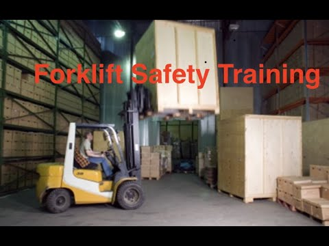 Forklift Safety Video - OSHA Training for Forklift OperatorsKaynak: YouTube · Süre: 22 dakika42 saniye