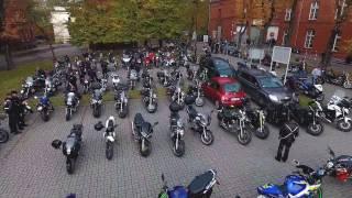 Zakończenie sezonu motocyklowego - Gniezno 2016 - Dron.Gniezno.pl - 23 października 2016