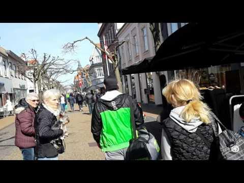 Street walk - Frederikshavn Denmark