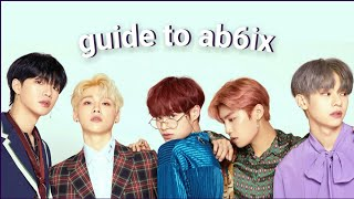an (un)helpful guide to ab6ix!
