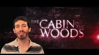 the cabin in the woods movie review belated media