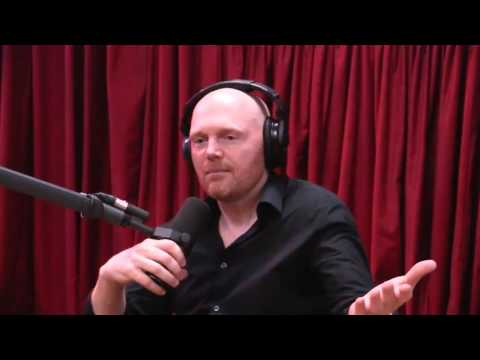 Joe Rogan & Bill Burr on Tiger Woods