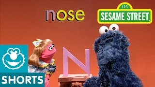 Sesame Street: Cookie Monster's Letter of the Day: N