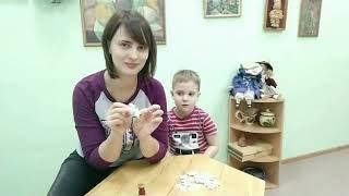 "Мастер-класс ""Гирлянда из Зведочек"""