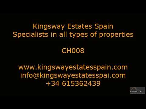 CH008 - Great little bakery on a busy marbella road