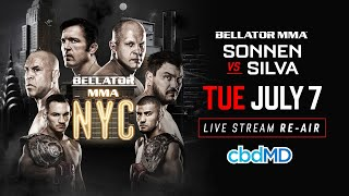 Re-Air | Bellator 180 Sonnen vs. Silva