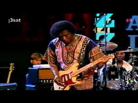 Buddy Guy & his Blues Band - Feels Like Rain - Live Bern 2000
