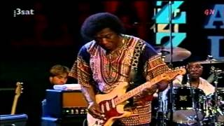 Buddy Guy & his Blues Band - Feels Like Rain - Live Bern 2000