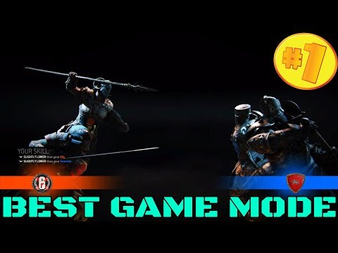 The BEST GAME MODE!!! - For Honor Marching Fire |