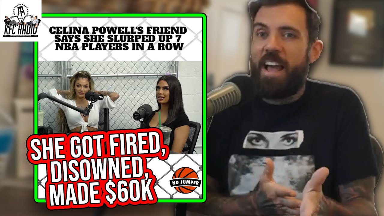 Download What Happened After IG Girl Aliza Told The World She Blew 7 Phoenix Suns? - Adam22 on KFC Radio