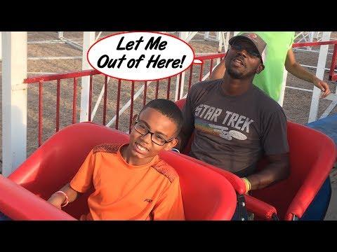 Family Fun At Fun-Plex Omaha - Lots Of Belly Laughs!
