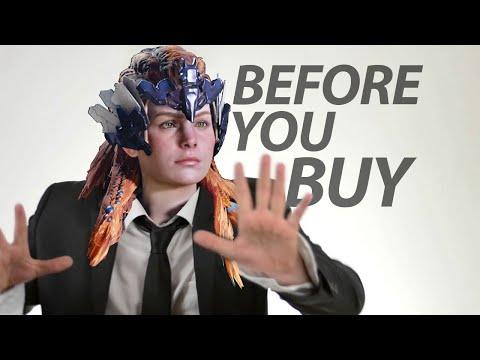 Horizon Zero Dawn PC: Before You Buy [4K 60FPS]