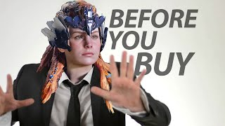 Horizon Zero Dawn PC: Before You Buy [4K 60FPS] (Video Game Video Review)