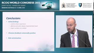 RCOG World Congress Fetal Pillow Symposium