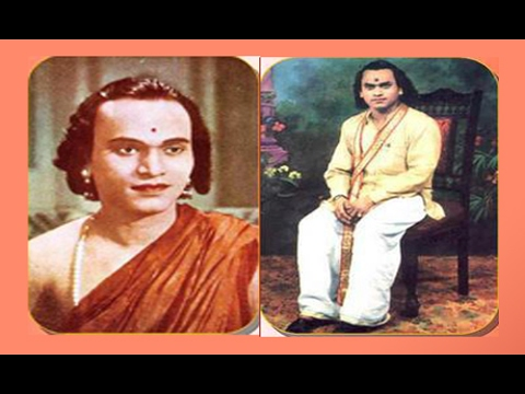 Life History & The Legend Tamil Cinema First Super Star M.K.