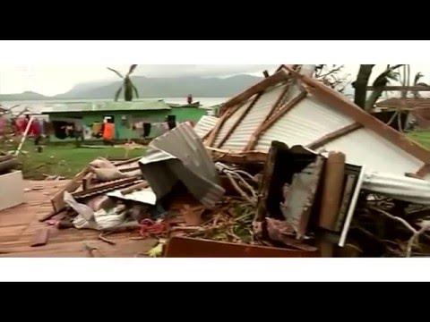 Tropical Cyclone Winston Tribute - Fiji Shall Rise Again (Rise Again Remake)
